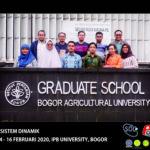 Training System Dynamics in Bogor February 14-16, 2020